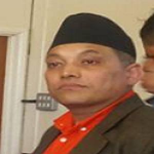 Mr Tek BahadurThapa
