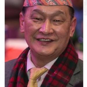 Mr Siri Prasad Gurung